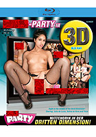 3D F**kparty Teil 12 - True Stereoscopic 3D Blu-ray Disc