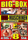 Big Box - Fick-Maschinen - 4 DVDs