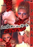 Lesben in den Hals gefickt
