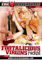 Footalicious Virgins Fucked DVD