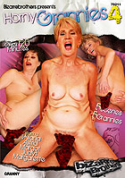 Horny Grannies 4 DVD