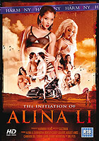 The Initiation Of Alina Li DVD