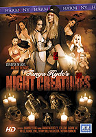 Night Creatures DVD