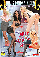 Manuel Is A MILF O Maniac 3 DVD