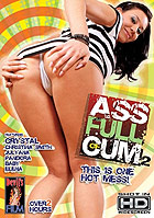 Ass Full Of Cum 2 DVD