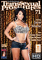 Transsexual Prostitutes 71 DVD