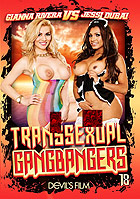 Transsexual Gang Bangers 18 DVD