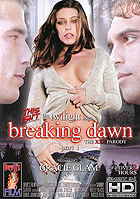 This Isnt The Twilight Saga Breaking Dawn  The XXX DVD