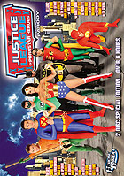 The Justice League Of Pornstar Heroes  2 Disc Spec DVD