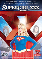 Nina Hartley in Supergirl XXX An Extreme Comixxx Parody  2 Disc Se