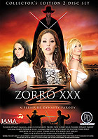Gracie Glam in Zorro XXX  Collectors Edition 2 Disc Set