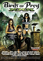 Birds Of Prey A Sinister Comixxx Parody  3 Disc St DVD