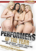 Alexis Texas in Performers Of The Year  2 Disc Set