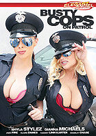 Claire Dames in Busty Cops On Patrol