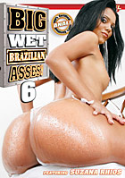 Big Wet Brazilian Asses 6 Cover