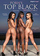Porns Top Black Models 3 DVD