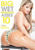 Big Wet Brazilian Asses 10 DVD