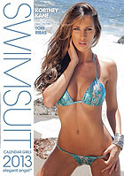 Swimsuit Calendar Girls 2013 DVD