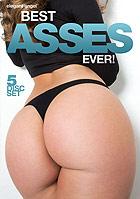 Best Asses Ever! - 5 Disc Set