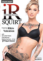 Interracial Squirt DVD