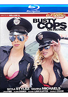 Claire Dames in Busty Cops On Patrol  Blu ray Disc