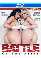Ava Rose in Battle Of The Asses  Blu ray Disc