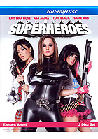 Asa Akira in Pornstar Superheroes  2 Blu ray Disc Set
