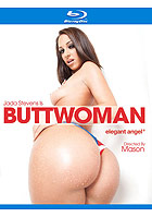 Jada Stevens Is Buttwoman  Blu ray Disc DVD