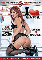 I Love Katja - 2 Disc Set (Katja Kassin) by New Sensations
