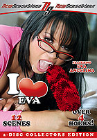 I Love Eva (Eva Angelina) - 2 Disc Set