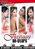 Jenna Haze in Fantasy All Stars 4  2 Disc Set