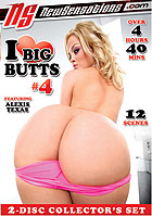 Alexis Texas in I Love Big Butts 4  2 Disc Collectors Set