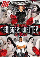 Shane Diesel in Shane Boz The Bigger The Better  2 Disc Set