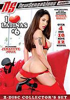 I Love Latinas 6 - 2 Disc Collectors Set by New Sensations