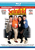 Kristina Rose in Seinfeld A XXX Parody  Blu ray Disc