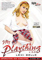 My Plaything: Lexi Belle - 3 Disc Set