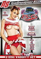 Amia Miley in Cheerleaders Like It Big  2 Disc Set