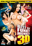 Best Of Funky Monkey 3D  Special 2 Disc Set DVD