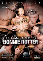 The Gangbang Of Bonnie Rotten DVD