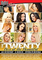 "Alexis Texas in The Twenty ""Best Of The Beautiful""  3 Disc Set"