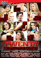 "Mike Adriano in The Twenty ""Anal""  3 Disc Set"