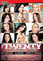 "Alexis Texas in The Twenty ""The Porn Stars""  3 Disc Set"