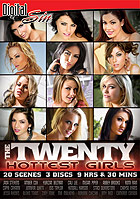 "The Twenty ""Hottest Girls""  3 Disc Set DVD"