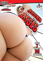 Dani Daniels in Round White Asses  2 Disc Set
