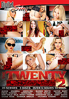 The Twenty Anal 2  3 Disc Set