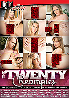 The Twenty Creampies 3 Disc Set