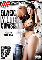 Remy LaCroix in Black And White And Cums All Over  2 Disc Set
