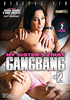 My Sisters First Gangbang 2 DVD