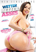 Wetter Better Asses DVD