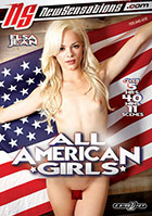 All American Girls 2 Disc Set